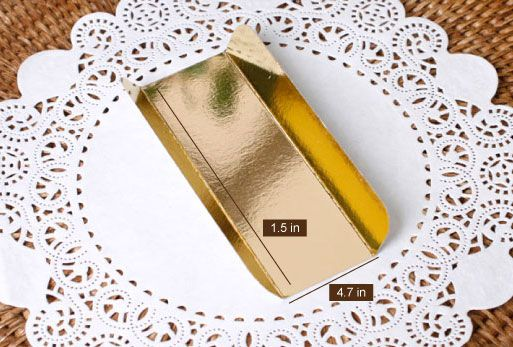 High quality golden cake board for single slice cakes. Various sizes available. #cakeboard #cake #cakepackaging #bakerysupplies #restaurantsupplies #pastrytools