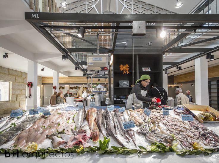 b+t arquitectos: Reforma del Mercado de Tomiño