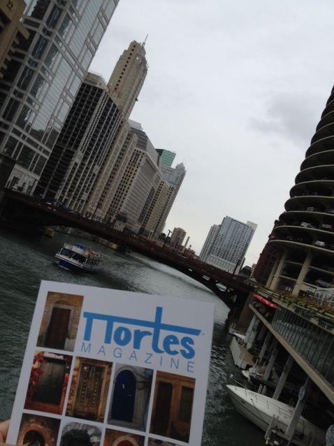 Traveling Portes: Chicago