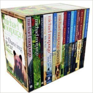 The New Michael Morpurgo Box Set -16 Books (Little Foxes, Running Wild, Friend or Foe, Twist of Gold, The Gost of Grania O'Malley, My Friend Walter, Shadow, Little Manfred, Alone on a Wide wide Sea, Billy the Kid, Farm Boy, An Elephant in the Garden): Amazon.co.uk: Michael Morpurgo: Books