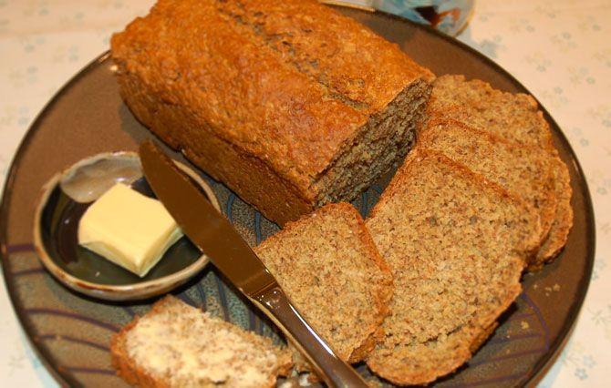 wedding buffet menu: Brown bread  butter