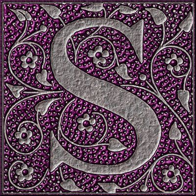 17 best images about the letter s on pinterest vintage