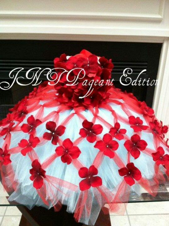 Awesome Flower girl tutu idea by JNT
