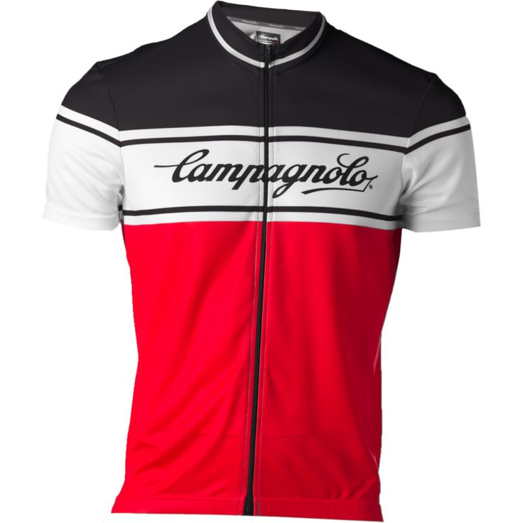Campagnolo | James Full-Zip Short Sleeve Jersey