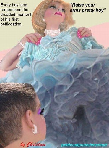 Christeen Foto 5 Stuff To Buy Petticoated Boys