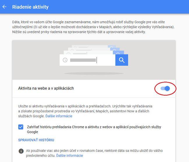Google o vás môže vedieť rôzne viac či menej dôležité informácie. Ak chcete obmedziť ich zber, tu je postup.