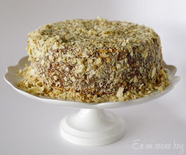 Torta de mil hojas - En Mi Cocina Hoy