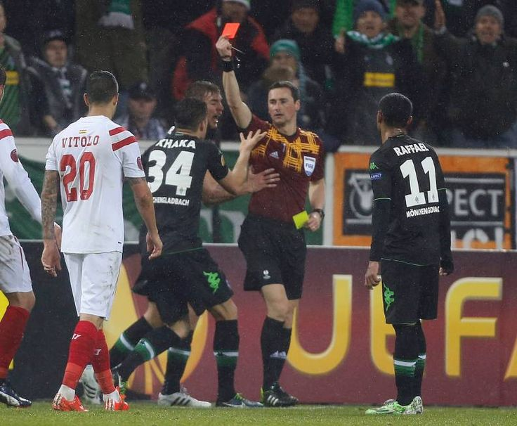 Xhaka fliegt, Shaqiri siegt: Die besten Europa-League-Bilder | Blick