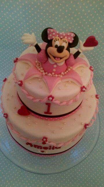 Minnie Mouse Kuchen, Mickey Maus, Cupcakes Dekoration, Cupcake Ideen,  Partei Kuchen, Kreativen Kuchen, Kreative Küche, Schöne Kuchen, Desserts