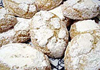 I ricciarelli bimby sono un dolce tipico di Siena!
