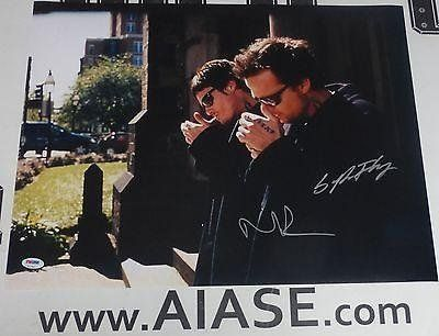 Norman Reedus & Sean Patrick Flanery Signed The Boondock Saints 16x20 Photo - PSA/DNA Certified - Au @ niftywarehouse.com #NiftyWarehouse #BoondockSaints #NormanReedus #Film #Movies #CultMovies #CultFilms