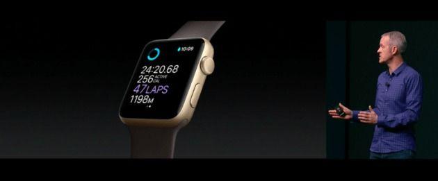 Apple Watch Series 2 : une nouvelle montre étanche, plus puissante et dotée d'un GPS - http://www.frandroid.com/marques/apple/376170_apple-watch-series-2-officielle  #Apple, #Montresconnectées