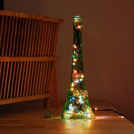 Aşk şehri parisin en önemli simgesidir Eiffel. @lampbada 'nın ortama romantizm ışıltısı katacak, kademeli ayarlanbilir ışığıyla dekorasyonunu tamamlayan lambasını http://goo.gl/a8K80j linkinden satın alabilirsiniz.