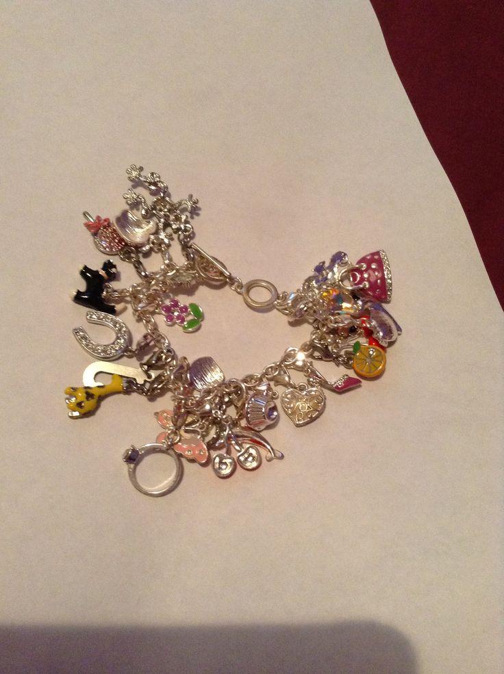 My charm bracelet