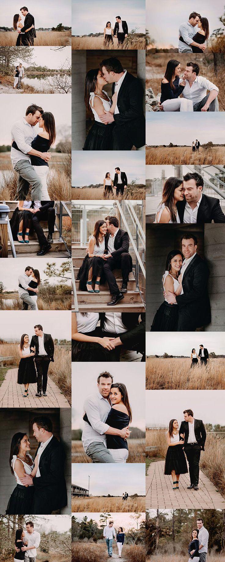 Engagement Photos at Pleasure House Point, Virginia Beach