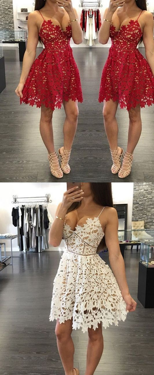 Red Prom Dresses, Short Prom Dresses, Lace Prom Dresses, Prom Dresses Short, Red Lace Prom dresses, Homecoming Dresses Short, Red Short Prom Dresses, Discount Prom Dresses, Prom Dresses Lace, Short Red Prom Dresses, A Line dresses, Red Lace dresses, Short Homecoming Dresses, Backless Homecoming Dresses, Princess Prom Dresses, A-line/Princess Prom Dresses