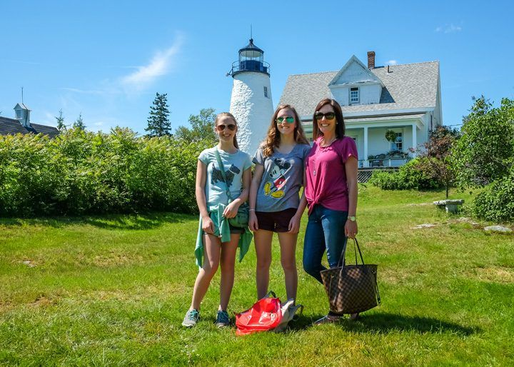 Coffee Talk: Maine Vacation Edition