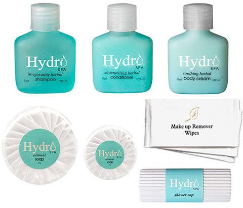 Hydro SPA Room Ready Kit - Accent Amenities