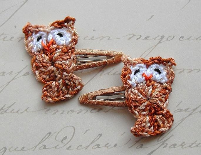 ornament craft: cute motif crochet | make handmade, crochet, craft