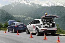 Bott bedrijfswageninrichting in Audi servicewagen