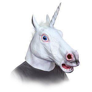 Magical Unicorn Head Mask