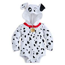 101 Dalmatians Disney Cuddly Bodysuit Costume for Baby