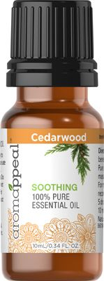 Cedarwood Essential Oil 10 ml   $5.00