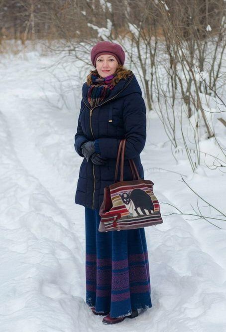 Мобильный LiveInternet зимнее макси | lj_trendy_view - Fashion Issue |