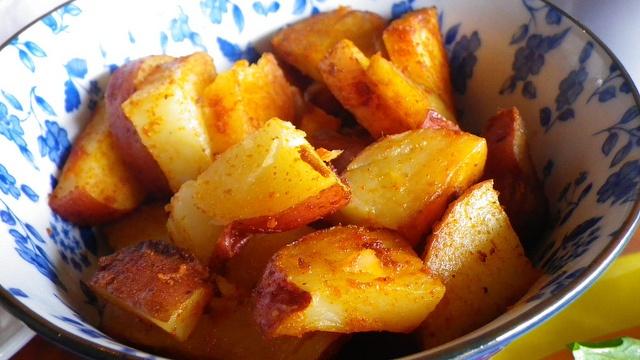 Side potatoes
