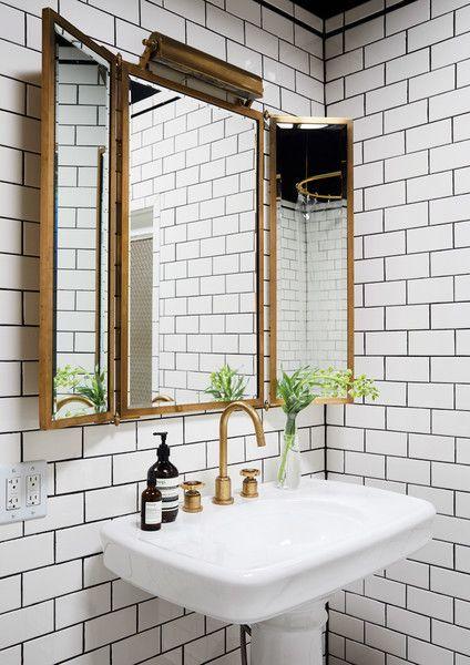 Subway Style Tile best 25+ subway tile bathrooms ideas only on pinterest | tiled