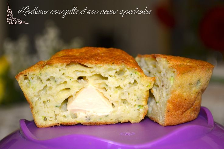 Moelleux courgette