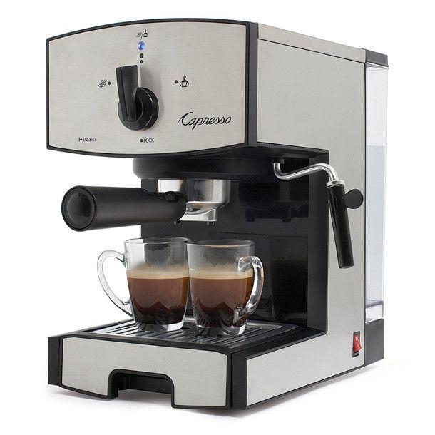 EC50 Espresso/Cappuccino Machine