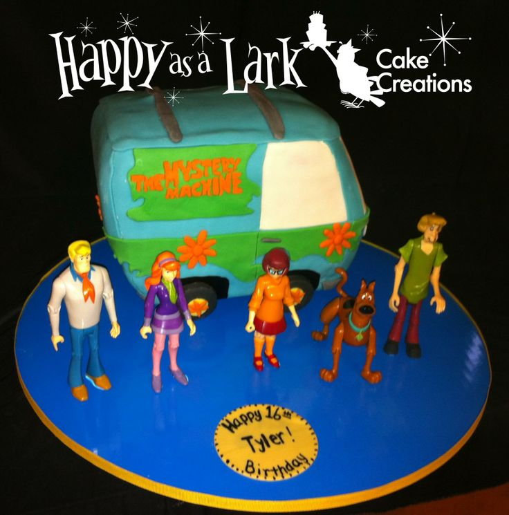 Scooby Doo Baby Shower Theme: 17 Best Images About My Cakes On Pinterest
