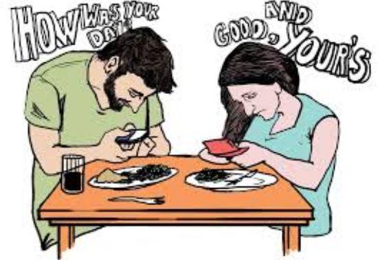 Vício em telefone celular é uma realidade