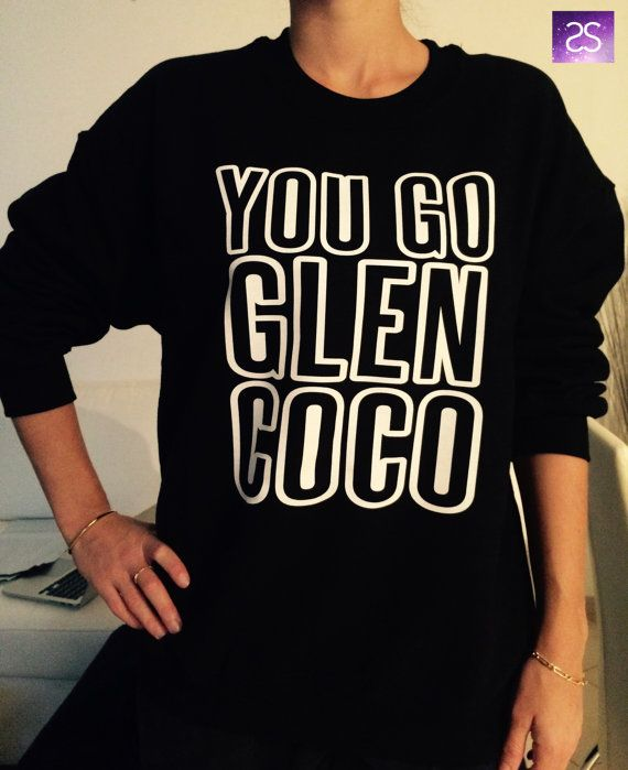 You go Glen Coco sweatshirt jumper cool fashion by stupidstyle