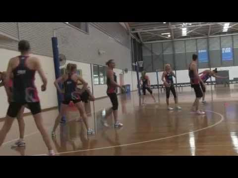 Do you love the Melbourne Vixens? Then you'll love this training video filmed at the State Netball and Hockey Centre in Melbourne.