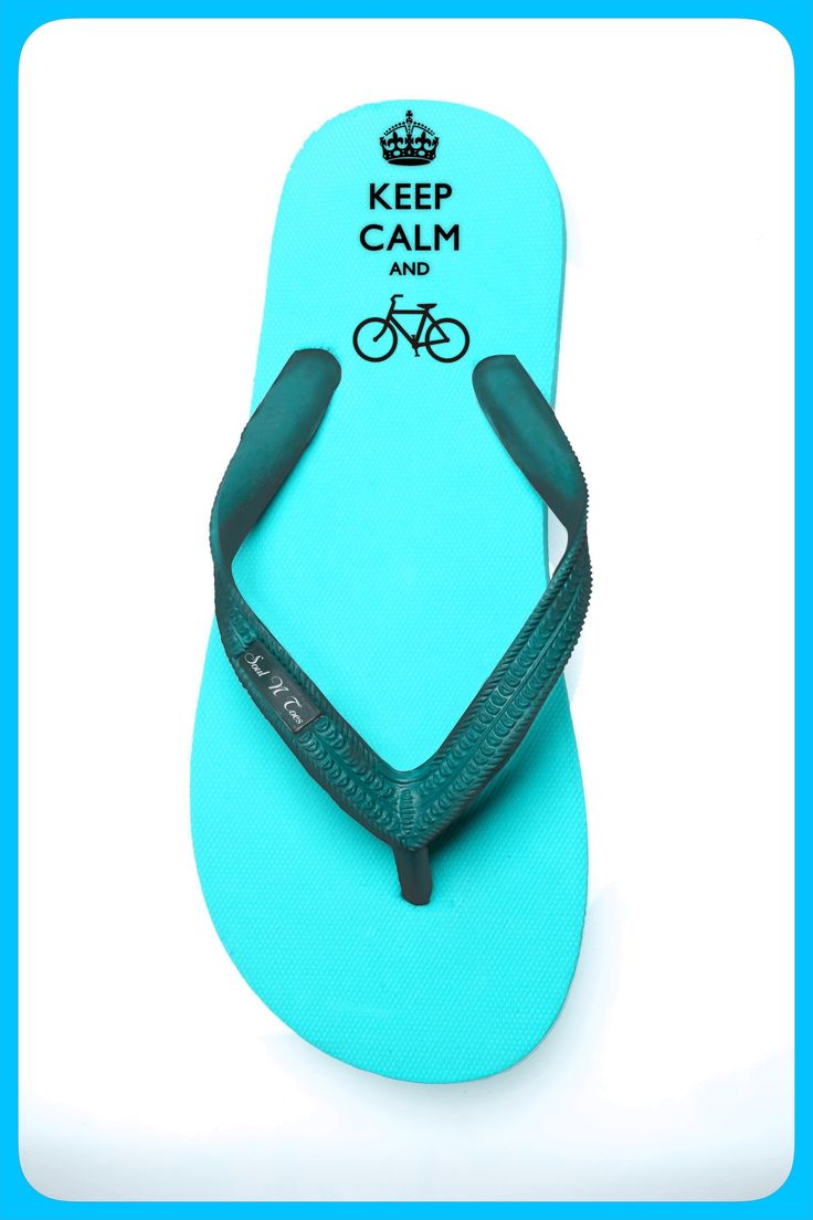 Keep calm and bike at the Beach