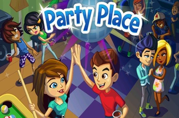 Party Place, The First 3D Mobile Game From Zynga