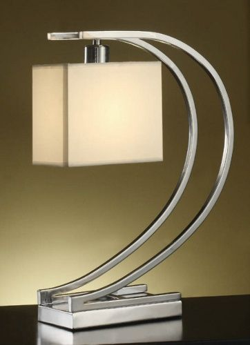 I like the shape and the calming amount of light the lamp puts off