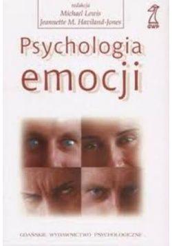 Psychologia emocji Lewis, Haviland-Jones