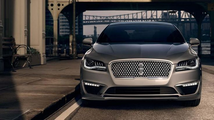 2017 Lincoln Mkz 400hp V6tt New Tvd Awd Drivers Pack