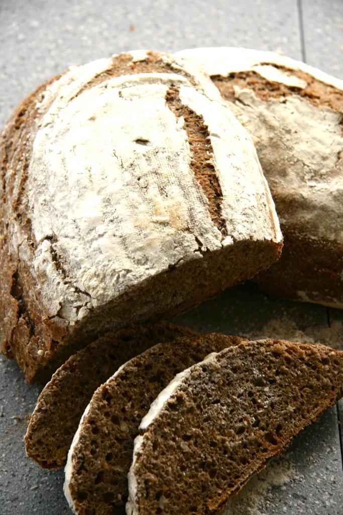Homemade Zuurdesembrood!
