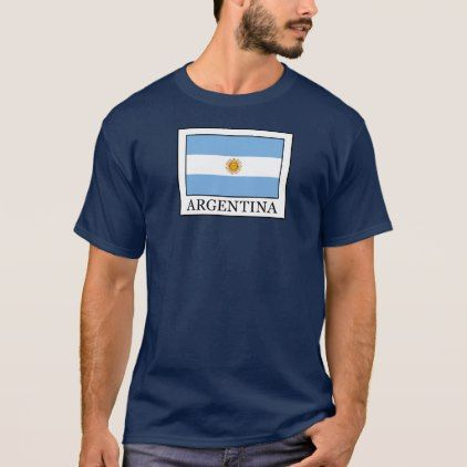 Argentina T-Shirt - love gifts cyo personalize diy
