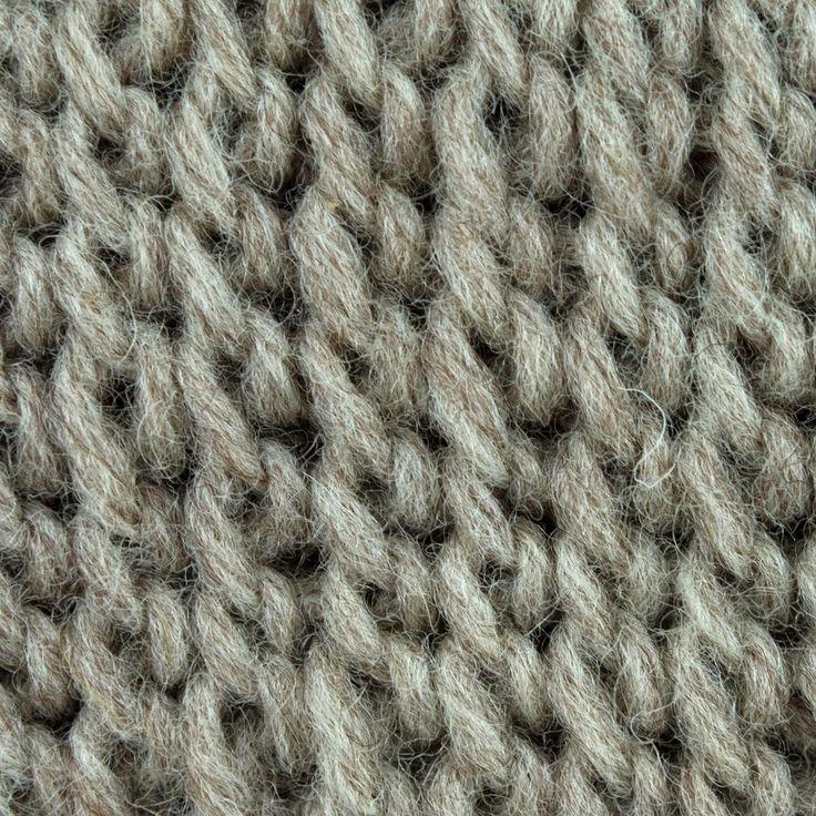 My Tunisian Crochet: Tunisian Backwards Stitch (Tbss)