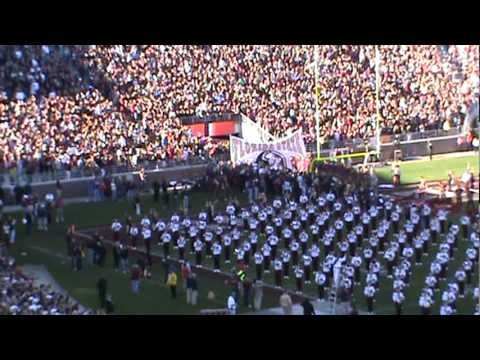 One of the most dynamic opening to start any college football game FSU vs UF 2010!