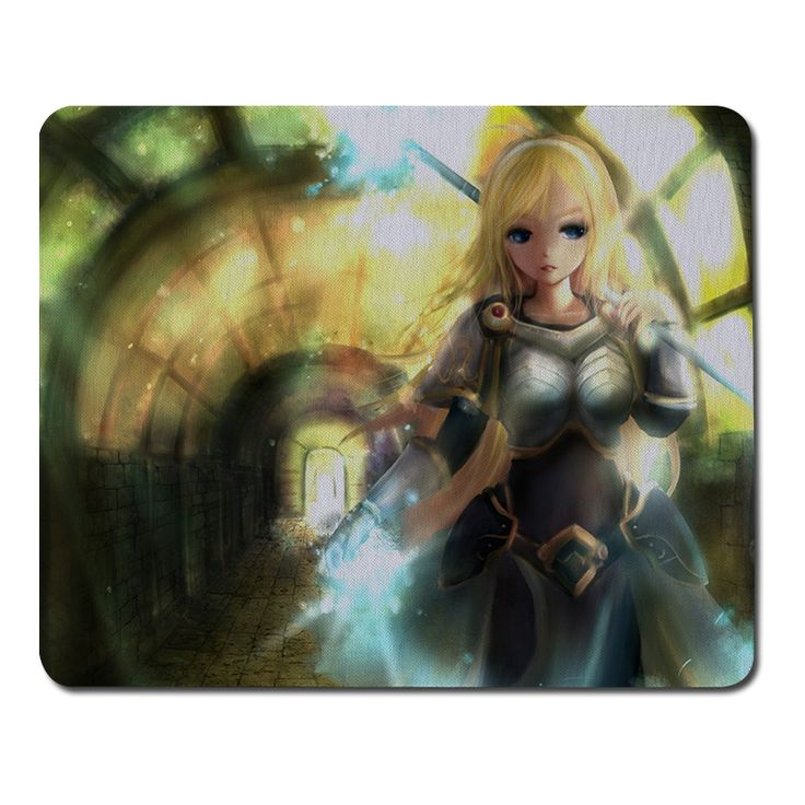 Luxanna Crownguard League of Legends Large Size Mouse Pads Gaming Mousepad Computer Mouse Gaming Mat for CSGO Dota 2 LOL