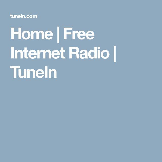 Home | Free Internet Radio | TuneIn