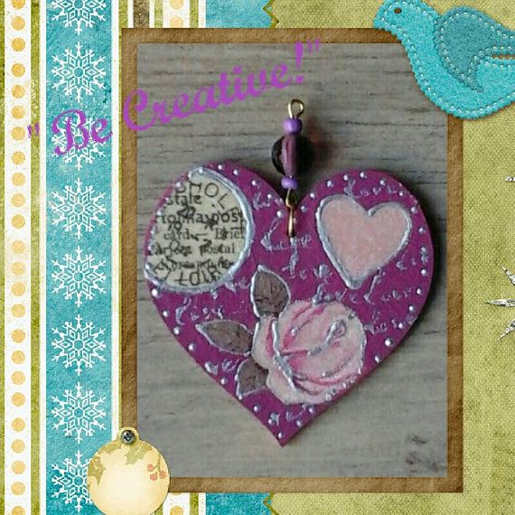 Check out this item in my Etsy shop https://www.etsy.com/listing/513420688/necklace-pendant-handmade-wooden-heart