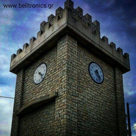 Ρολόι κωδωνοστασίου  Clock tower