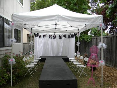 Just A Frugal Mom: Project Runway Birthday Party